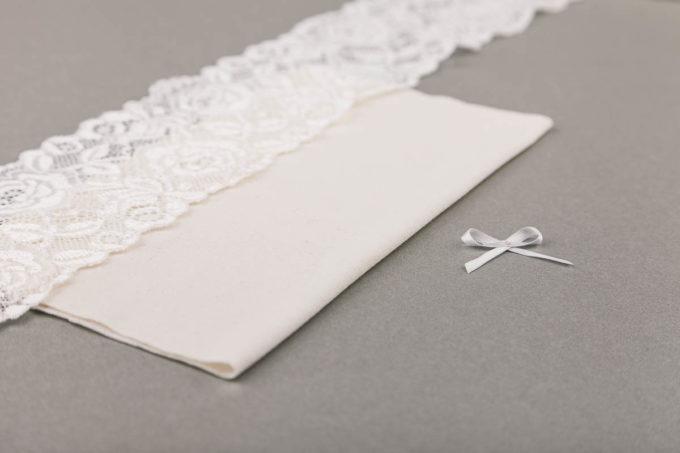 Materialpaket Spitzenstring