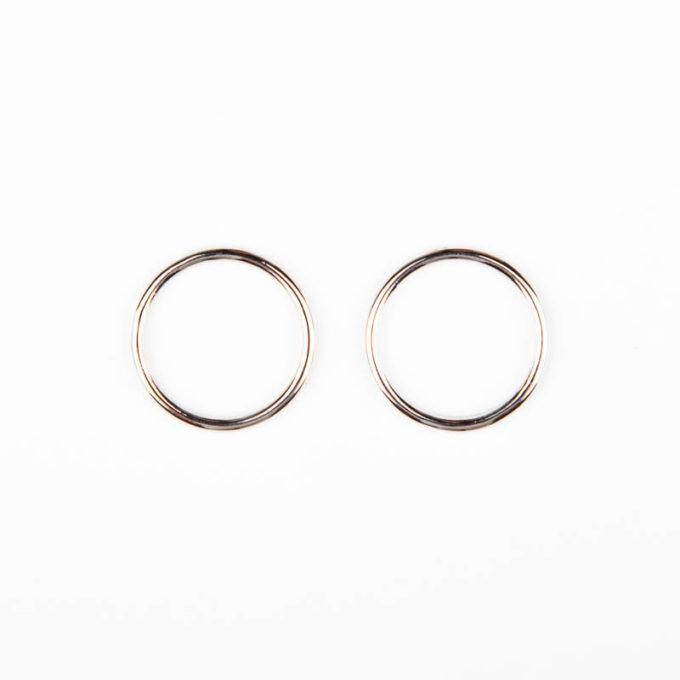 ringe metall silber