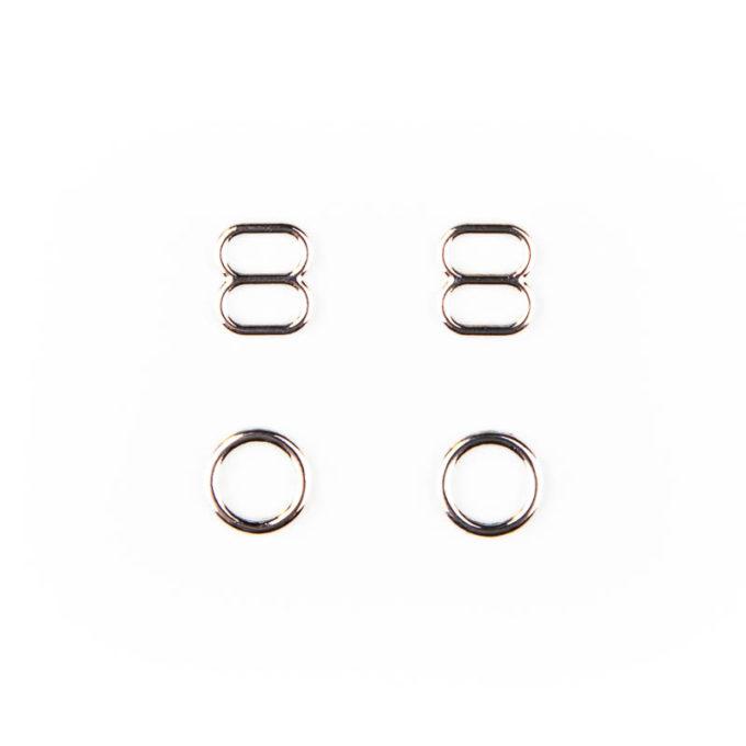 ringe schieber metall silber 6mm