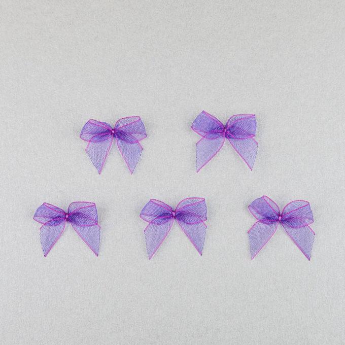 Masche violett